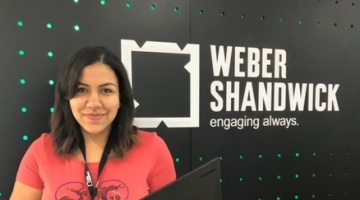 Canadian University Dubai Student Wins Weber Shandwick Internship